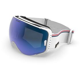 Spektrum Skutan Beskyttelsesbriller Stenmark-udgave, hvid/guld
